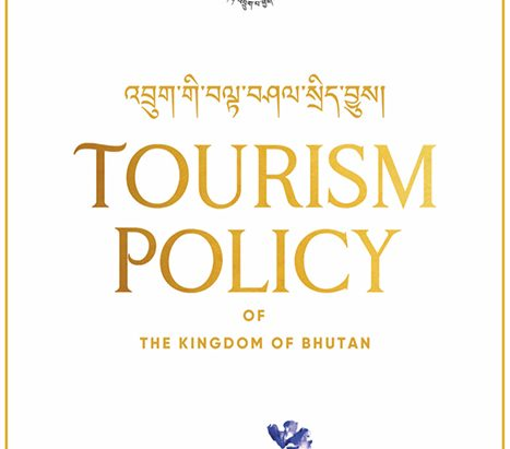 TOURISM POLICY 2021`