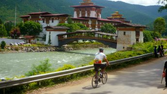 Magical Bhutan Bike Tour