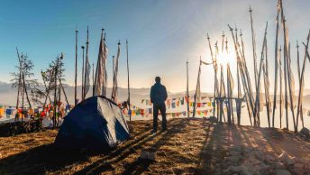 Glamping to Bumdra Camp