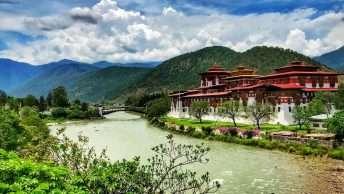 Explore Punakha