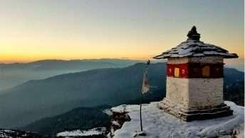 Bhutan from the Sky Tour